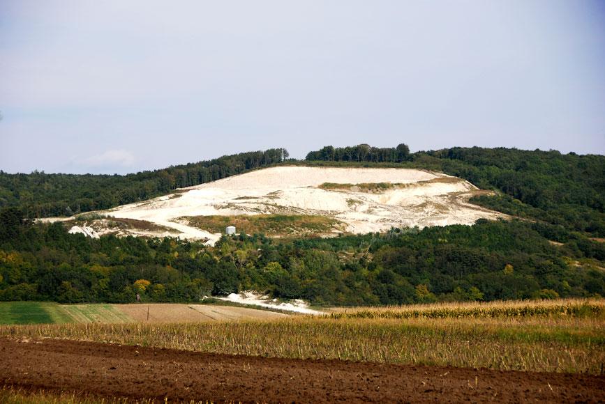 Kreidesteinbruch Müllendorf