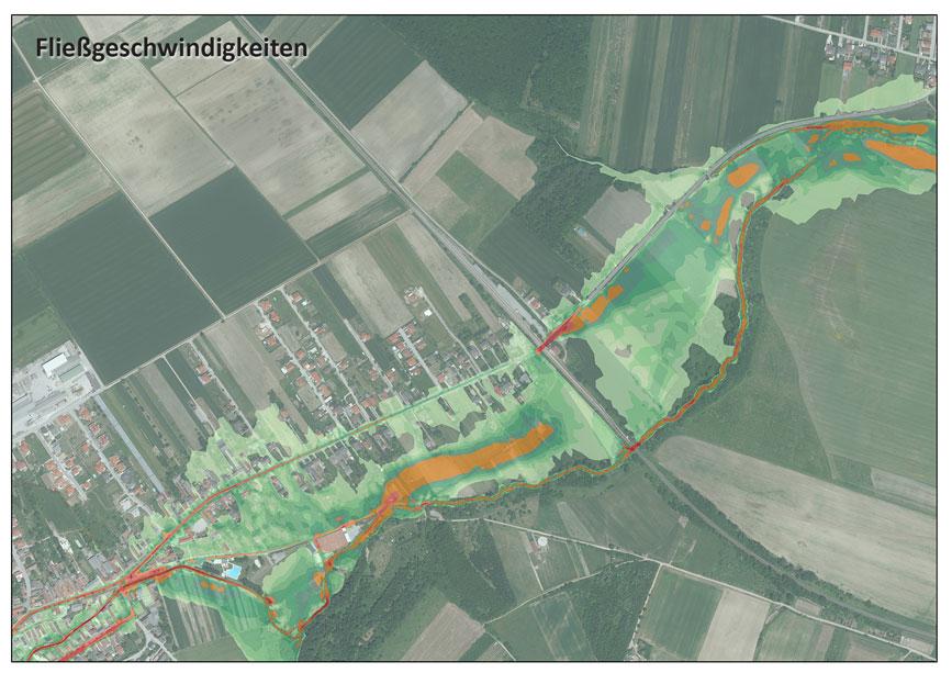 Hochwasser-Gefahren- und -Risikokarten