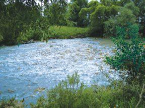 Lafnitz Gewässerentwicklung