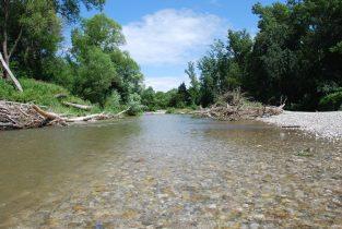 Digitaler Flussbaukataster Burgenland