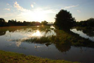 Hochwasser Ereignisdokumentation