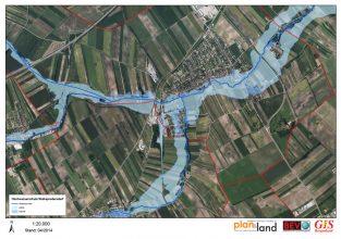 Hochwasserschutz Wulkaprodersdorf