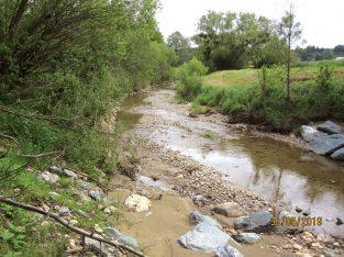 Hydromorphologische Gewässerkartierung