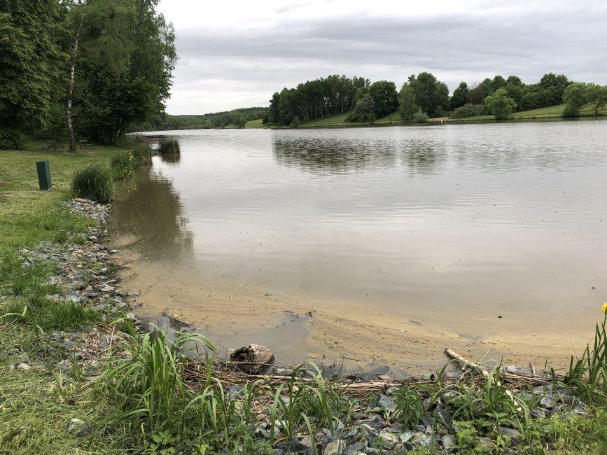 Mai 2021: Exkursion im Naturpark in der Weinidylle