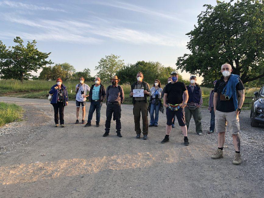 Juni 2021: Eulenexkursion in Forchtenstein